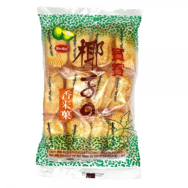 Reiscracker Kokos Bin Bin 150g
