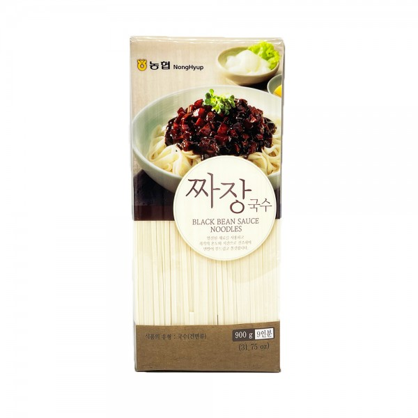 Nudeln für schwarze Bohnensauce (Jjajang) NongHyup
