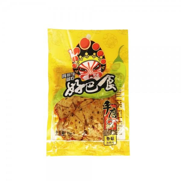 Tofu Snack Pilz & Kreuzkümmel Haobashi 95g