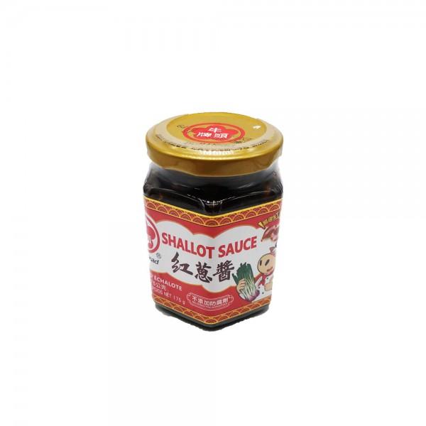 Schalotten Sauce Bull Head 175g