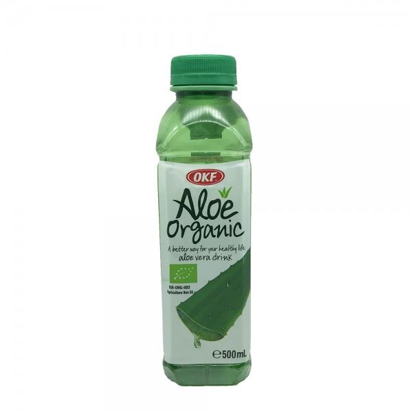 Bio Aloe Vera Drink OKF 500ml