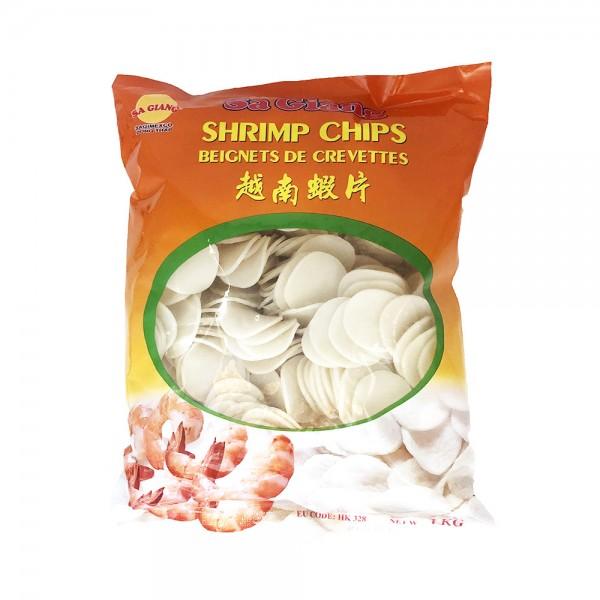 Krabbenchips roh Sa Giang 1kg