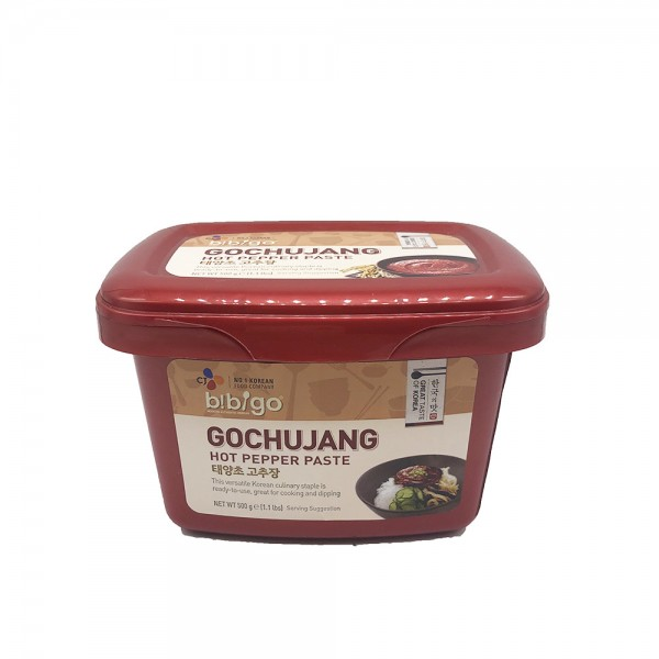 Gochujang Chilipaste Bibigo 500g