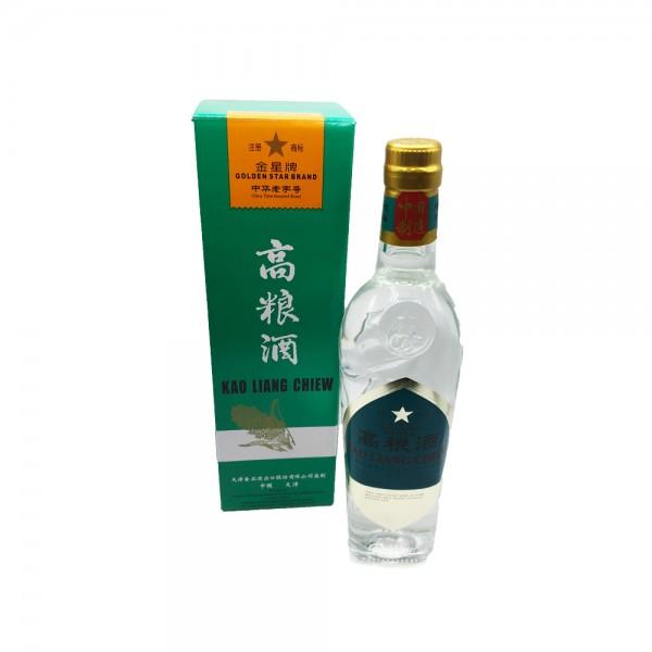 Kao Liang Chiew (Getreideschnaps) Golden Star 500ml