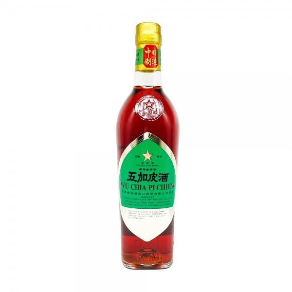 Wu Chia Pi Chiew (Kräuterschnaps) 500ml Golden Star