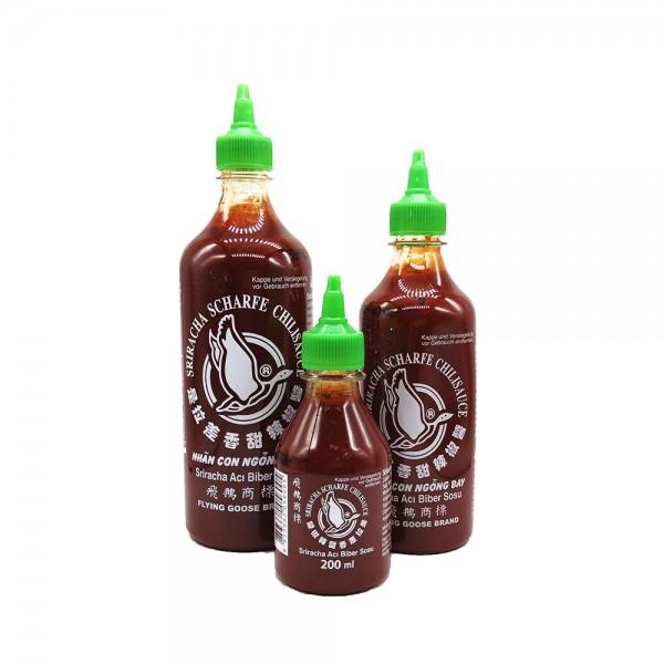 Sriracha Chili Sauce Flying Goose