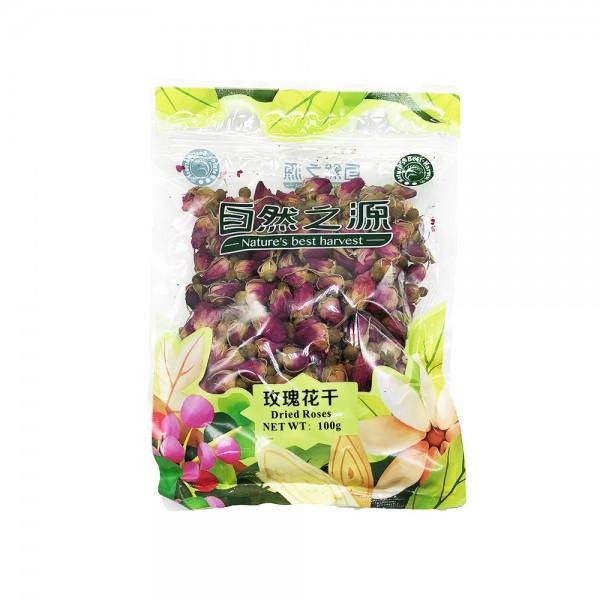 Rosenblüten Nature's Best Harvest 100g