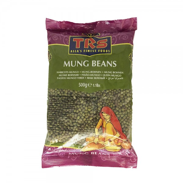 Mungobohnen TRS 500g