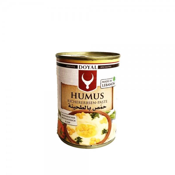 Hummus Kichererbsen Paste Doyal 400g