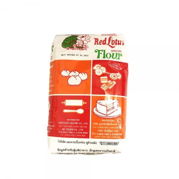 Weizenmehl für Bapao Red Lotus 1kg